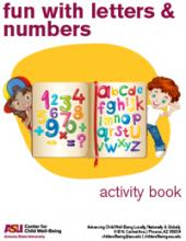 Fun with Letters and Numbers Cover