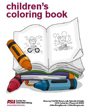 Arizona State University, ASU, #1Innovation, COVID19, Corona Virus, Activities for Kids, Kids Coloring Books, Fun activities to do while at home, social distancing, activities for kids out of school, activities for kids while quarrantined,