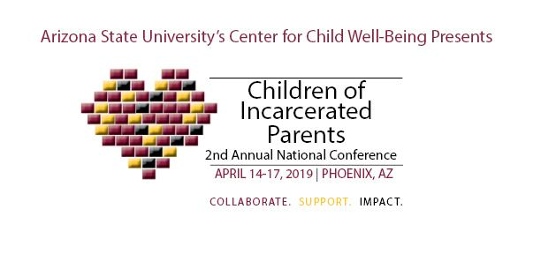 Join us for Children of Incarcerated Parents Conference 2019