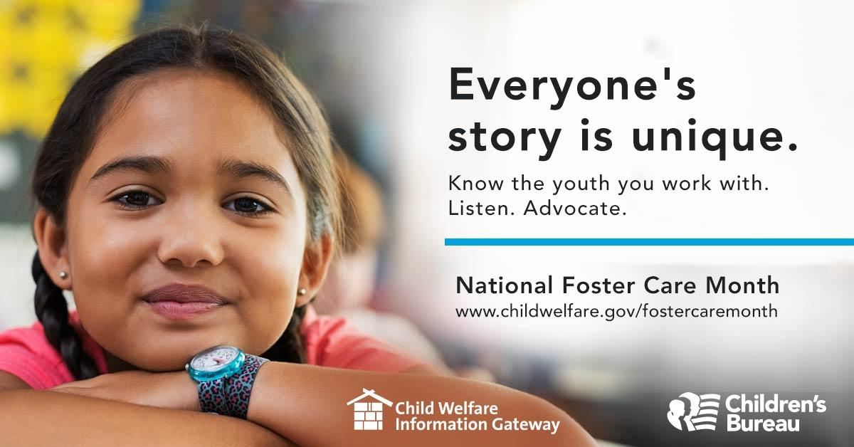 Arizona State University, ASU, #1Innovation, Foster Care Awareness Month, Foster Care, Foster Youth,Supporting foster kids, NYTD, DCS, Department of Child safety